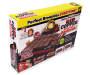 As Seen On Tv Red Copper Brownie Bonanza Baking Pan Set