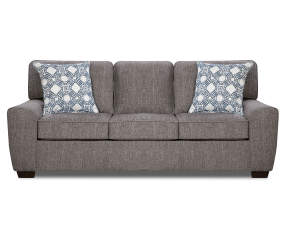 new style c8c46 bbb8d Simmons Redding Gray Sofa | Big Lots