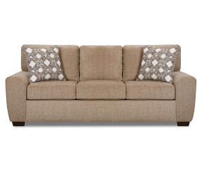Simmons Redding Tan Sofa Big Lots
