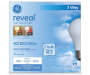 Reveal 50/100/150-Watt 3-Way Light Bulb, 2-Pack in package
