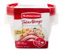 Rubbermaid  TKA 4CT SQR 6CS