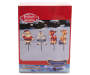 Rudolph Lighted Pathway Marker 4-Pack In Package Silo