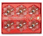 Rudolph String Light Set 6 Count in Package Silo Image