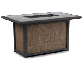 Wilson Amp Fisher Shadow Creek Outdoor Faux Wood Top Gas