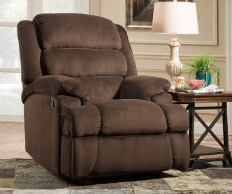 Simmons Conroe Cuddle Up Recliner Big Lots