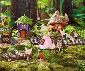 Secret Forest Fairy Garden Collection Big Lots