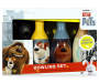 Secret Life of Pets Bowling Set In Package Silo