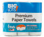 Select A Size Premium Paper Towels 6 Pack