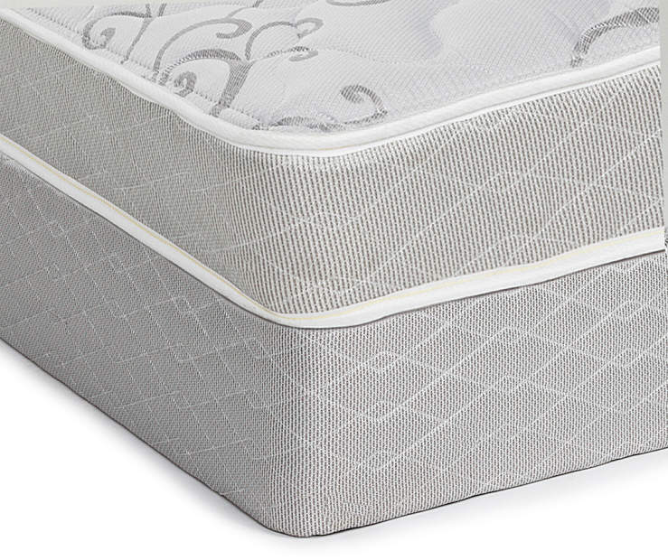 Serta Allerton Firm Twin Mattress Set Big Lots