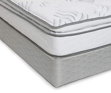 Serta Perfect Sleeper Evendale Full Mattress Set 10 Box Spring With Purchase