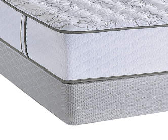 Serta Perfect Sleeper Walnut Creek Queen Mattress Set