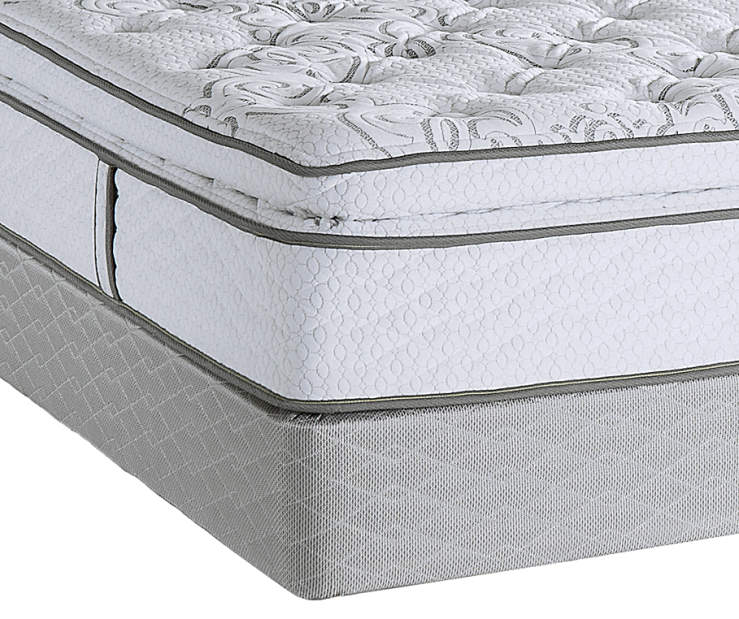 Serta Perfect Sleeper Harmon King Mattress Set Big Lots