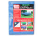 Shop Basics Medium Duty Polyethylene 10 foot  x 12 foot Tarp Package shot