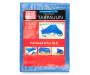 Shop Basics Standard-Duty 8x10 Blue Mesh Tarp Package Shot