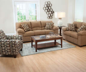 signature design by ashley hillspring living room