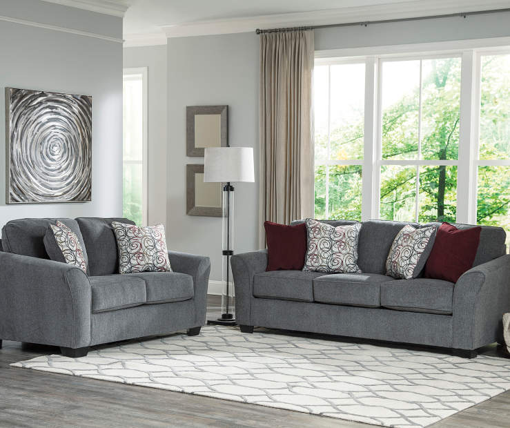 Signature Design By Ashley Idlebrook Living Room