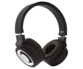 ihip vortx black silver bluetooth headphones big lots. Black Bedroom Furniture Sets. Home Design Ideas