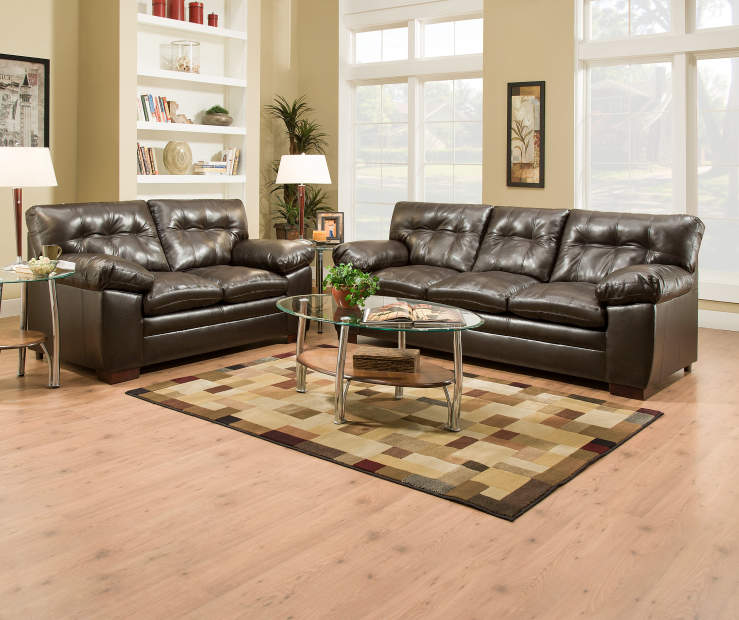 Simmons Bishop Living Room Furniture Collection