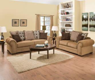 Simmons Bishop Living Room Furniture