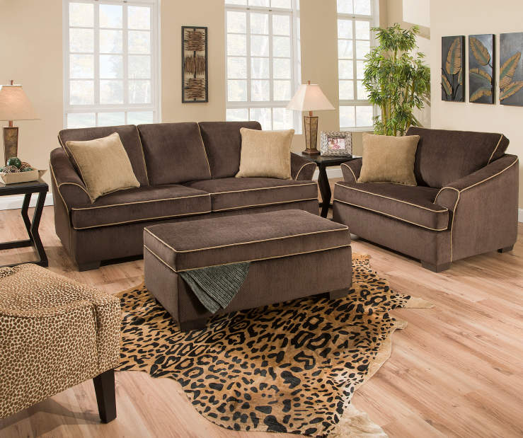 Simmons sequoia living room furniture collection big lots for Simmons living room furniture