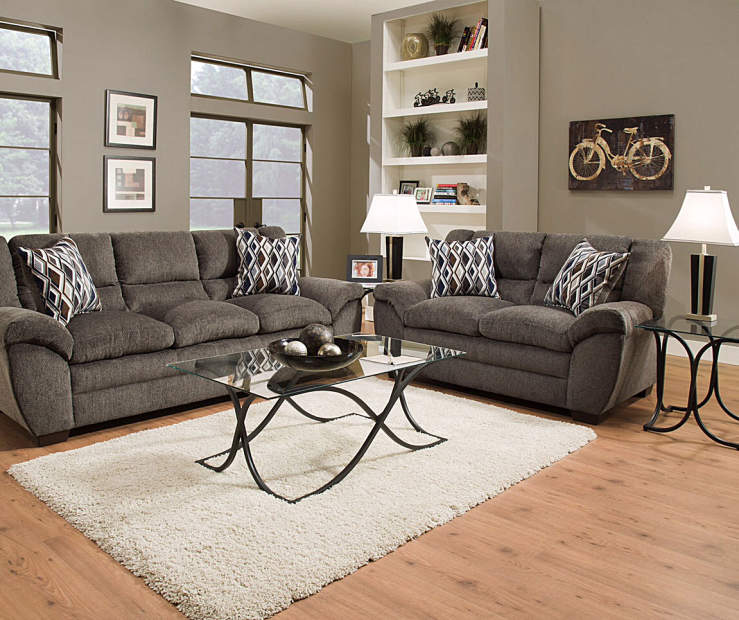 Simmons Living Room Set.  Simmons Worthington Living Room Collection Big Lots
