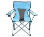 Sky Blue Quad Chair Front