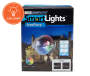 SmartLights Snowflurry LED Projection Light Package Overhead View Silo Image