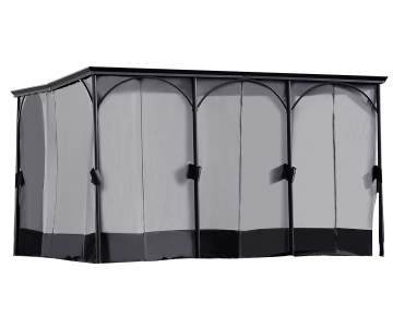 Somerset Gazebo 10 39 X 12 39 Replacement Accessories Collection Big Lots