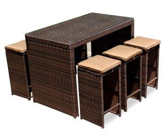 Wilson Amp Fisher Ashford Brown Sling Patio Chair Big Lots
