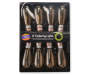 Sound Activated 8 Piece Flickering Light Bulb Set in Package Silo Image
