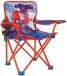 Spider Man Fold N Go Kid's Chair Angled View Silo Image