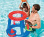 Splash & Play Inflatable Basketball & Ring Toss Pool Play Center