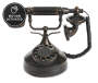 Spooky Victorian Phone with Sound Front View Silo Image