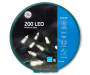 Staybright Warm White LED Light Wheel 150 Count Overhead Shot Silo