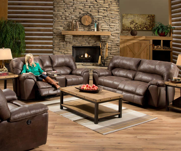 Stratolounger Stallion Reclining Living Room Furniture Collection Big Lots