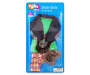Style Girls Argyle Doll Outfit in Package Overhead Shot Silo Image