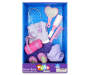 Style Girls Ballerina Doll Outfit in Package Overhead Shot Silo Image
