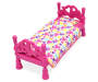 Style Girls Doll Bed Without Label Angled View Silo Image