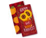 Sunflower and Pumpkin Kitchen Towels 2 Pack Stacked and Fanned Silo Image