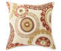 Suzani Rust Pillow