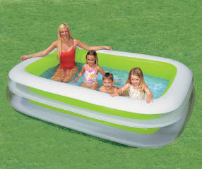 Intex Family Fun Center Pool 8 X 22 Quot Big Lots