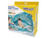 SwimSchool Level 1 Sunshade Turquoise Baby Float in Package Silo Image