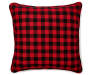 TIDINGS DEC PILLOW MER & BRIT SHER 18IN