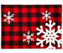 TIDINGS PM BUFFALO CHECK SNOWFLAKE