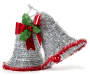 TINSEL BELLS SILVER