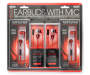 Talktunes Red Stereo Earbuds 4-Pack Silo In Package