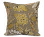 Tangerine Bellbrook Floral Throw Pillow Silo Image