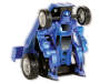 Toy RC Robot Jr - Blue Front view