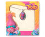 Trolls Oval Pendant Necklace In Package
