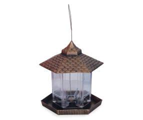 Wilson & Fisher Twist-Off House Bird Feeder - Big Lots